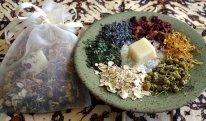 Divine Feminine Herbal Tea Bath